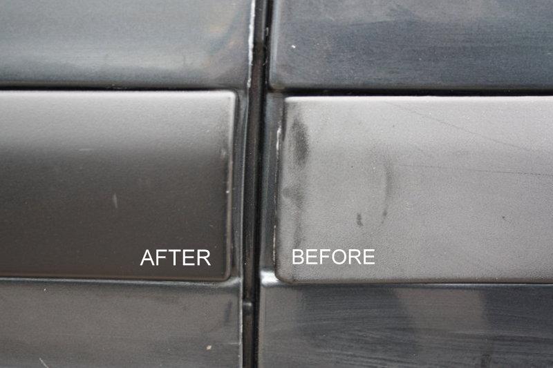 Restaurar plasticos exteriores 206 forocoches - Foro wurth espana ...